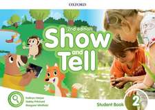 Show and Tell: Level 2: Student Book Pack
