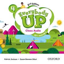 Everybody Up: Level 4: Class Audio CD: Linking your classroom to the wider world
