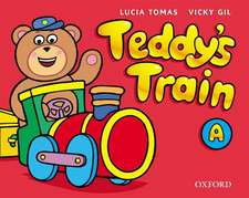 Teddy's Train: Activity Book A