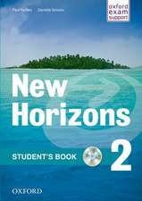 New Horizons: 2: Student's Book Pack
