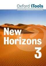 New Horizons: 3: iTools