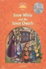 Classic Tales Second Edition: Level 5: Snow White and the Seven Dwarfs e-Book & Audio Pack