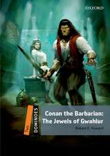 Dominoes: Two: Conan the Barbarian: The Jewels of Gwahlur: Level 2 - TV & Film Adventure