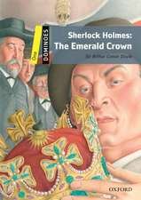 Dominoes: One: Sherlock Holmes: The Emerald Crown Pack