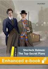Dominoes: One: Sherlock Holmes: The Top-Secret Plans