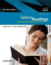 Select Readings: Pre-Intermediate: Student Book
