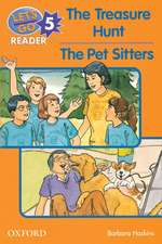 Let's Go Readers: Level 5: The Treasure Hunt/Pet Sitters