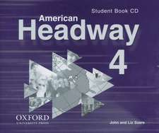 American Headway 4: Student Book Audio CDs (3)