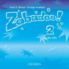 Zabadoo! 2: Class CDs (2)