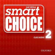 Smart Choice: Level 2: Class Audio CDs