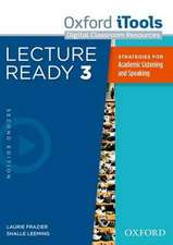 Lecture Ready Second Edition 3: iTools