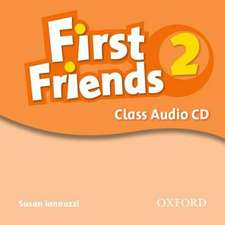 First Friends 2: Class Audio CD