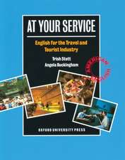 At Your Service:  English for the Travel and Tourist Industry