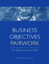 Business Basics Personal Cassettes Pack: Business Objectives Pairwork