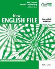 English File - New Edition. Intermediate. Workbook with Key and CD-ROM (CD-ROM u. CD auf 1 Datenträger)