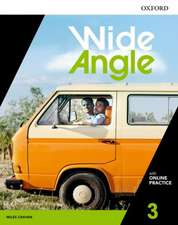 Wide Angle: Level 3: Student Book with Online Practice