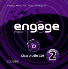 Engage: Level 2: Audio CDs (X2)