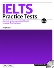 IELTS Practice Tests:: With explanatory key and Audio CDs (2) Pack