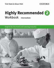 Highly Recommended 2: Workbook