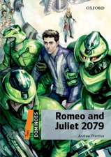 Dominoes: Two: Romeo and Juliet 2079 Audio Pack