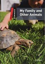 Dominoes: Level 3: My Family and Other Animals (Audio) Pack