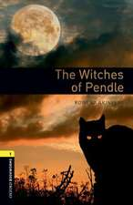 Oxford Bookworms 3e 1 Witches of Pendle Mp3 Pack