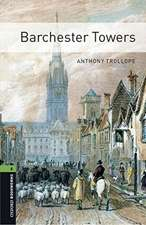 Oxford Bookworms 3e 6 Barchester Towers Mp3 Pack