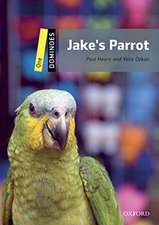 Dominoes: One: Jake's Parrot Audio Pack