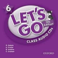 Let's Go: 6: Class Audio CDs