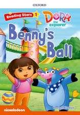 Reading Stars: Level 1: Benny's Ball