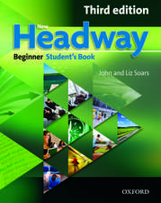 New Headway Student's Book: Six-level general English course