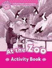 Oxford Read & Imagine Starter Activity Book Title 2