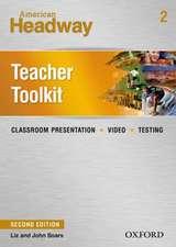 American Headway: Level 2: Teacher Toolkit CD-ROM