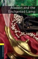 Oxford Bookworms Library: Level 1:: Aladdin and the Enchanted Lamp