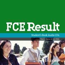 Fce Result Class CD (X2):  San Francisco Audio CD Pack