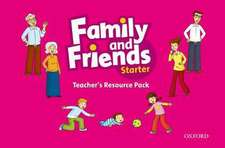 Family and Friends: Starter: Teacher's Resource Pack
