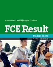 FCE Result. Upper-Intermediate: B2. Student's Book