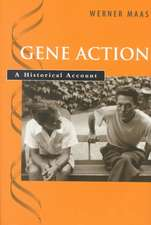 Gene Action: A Historical Account
