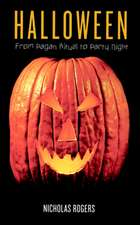 Halloween: From Pagan Ritual to Party Night