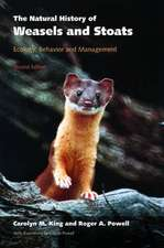 The Natural History of Weasels and Stoats