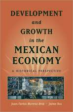 Development and Growth in the Mexican Economy: An Historical Perspective