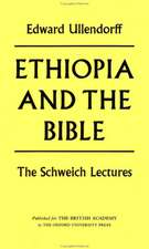 Ethiopia and the Bible