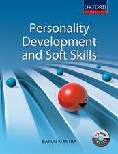 Personality Development and Soft Skills