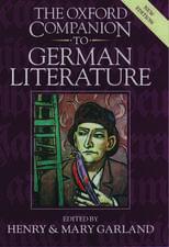 The Oxford Companion to German Literature