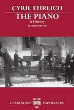 The Piano: A History