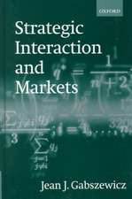 Strategic Interaction and Markets