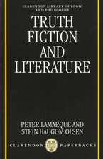 Truth, Fiction, and Literature: A Philosophical Perspective