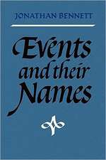 Events and their Names