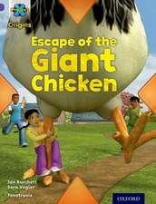 Project X Origins: Purple Book Band, Oxford Level 8: Habitat: Escape of the Giant Chicken