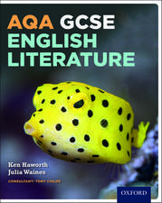 AQA GCSE English Literature: Student Book
